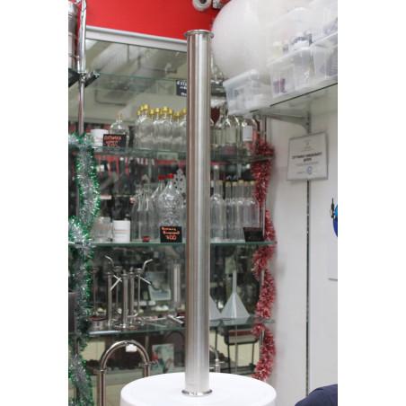 Царга 75 см (пустая) Алкаш под 2 кламп дюйма (51 мм) для самогонного аппарата
