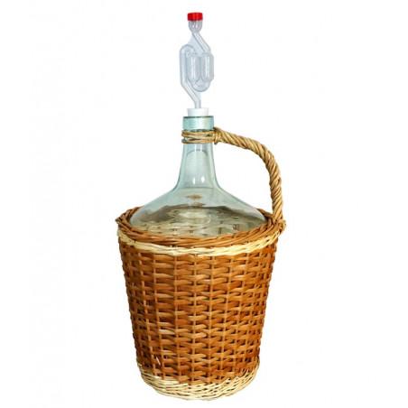 Пробка для бутыли под гидрозатвор 40/43 мм для брожения (браги)