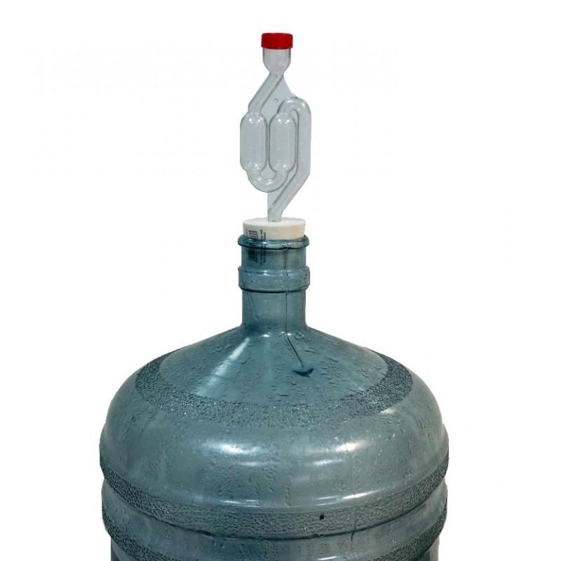 Пробка для бутыли от кулера под гидрозатвор 44/48 мм
