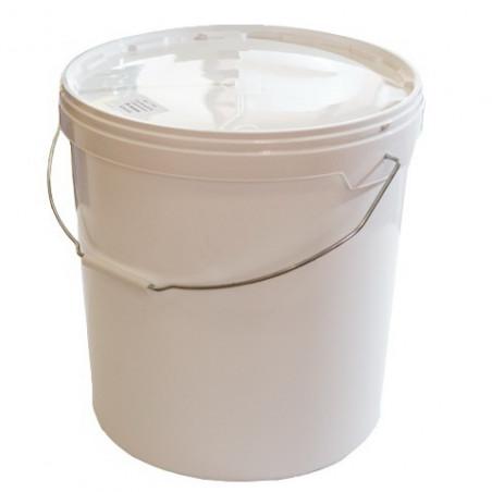 Пластиковая емкость для брожения на 20 литров с крышкой