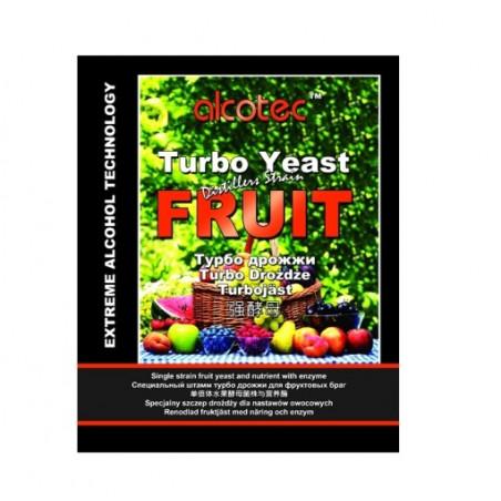 Дрожжи спиртовые Alcotec Fruit (66 гр)