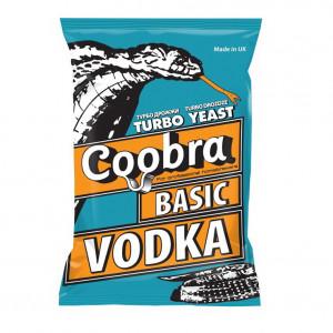 Турбо дрожжи Coobra Basic Vodka 65гр