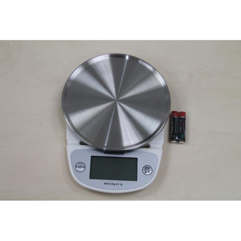 Весы электронные с платформой (до 3 кг, кратность 1 гр.)