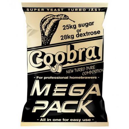 Турбро дрожжи Сoobra MEGA PACK 360гр.(на 100 литров)