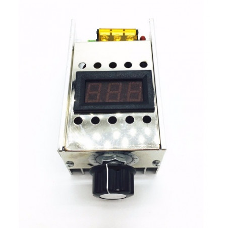 Цифровой регулятор мощности напряжения для ТЭН (до 4 кВт) для самогонного аппарата (дистиллятора)