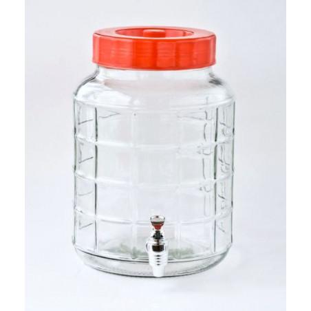 Банка 9 литров «Оптимум» с краником