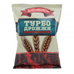 Турбо-дрожжи  для приготовления напитков Петр Колосовъ 100 гр