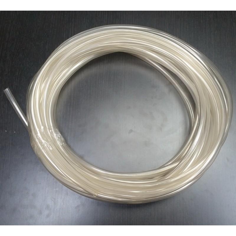 Пищевой шланг ПВХ внутренний диаметр  8 мм, 1 метр
