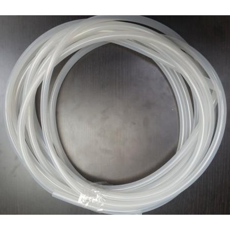 Пищевой шланг силиконовый внутренний диаметр 10 мм, 1 метр