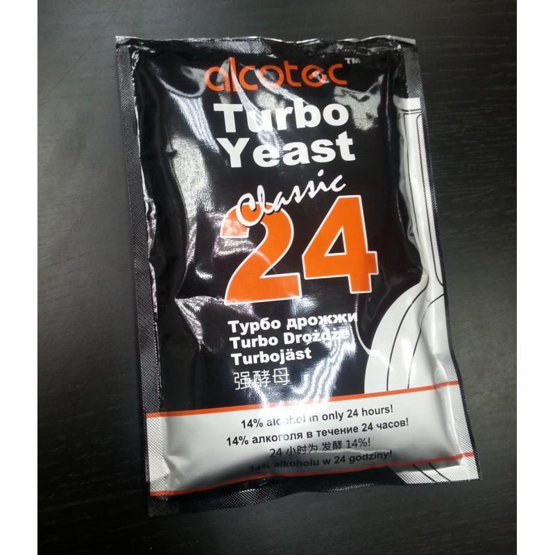 Купить алкотек 48 turbo дрожжи