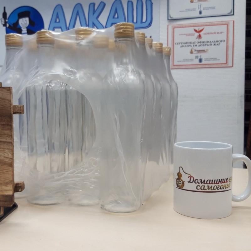 Набор бутылок ШУЯ 0,5 л (20 шт)