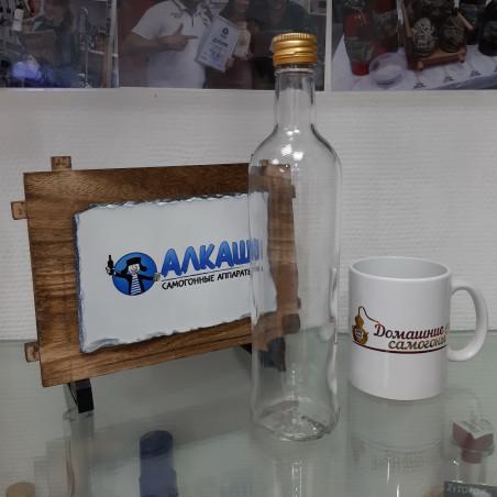 Бутылка ШУЯ 0,5 литра