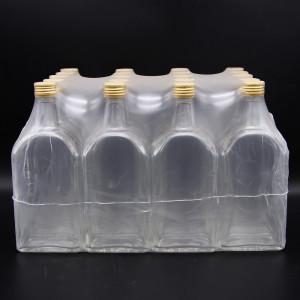 Набор бутылок МОНАСТЫРСКАЯ 0,5 л с пробками (20 шт)