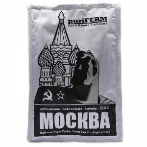 Турбо дрожжи PuriFerm Москва 140 гр.