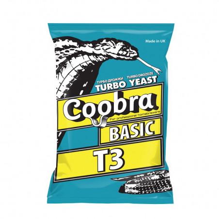 Турбо дрожжи Coobra Basic T3 90гр