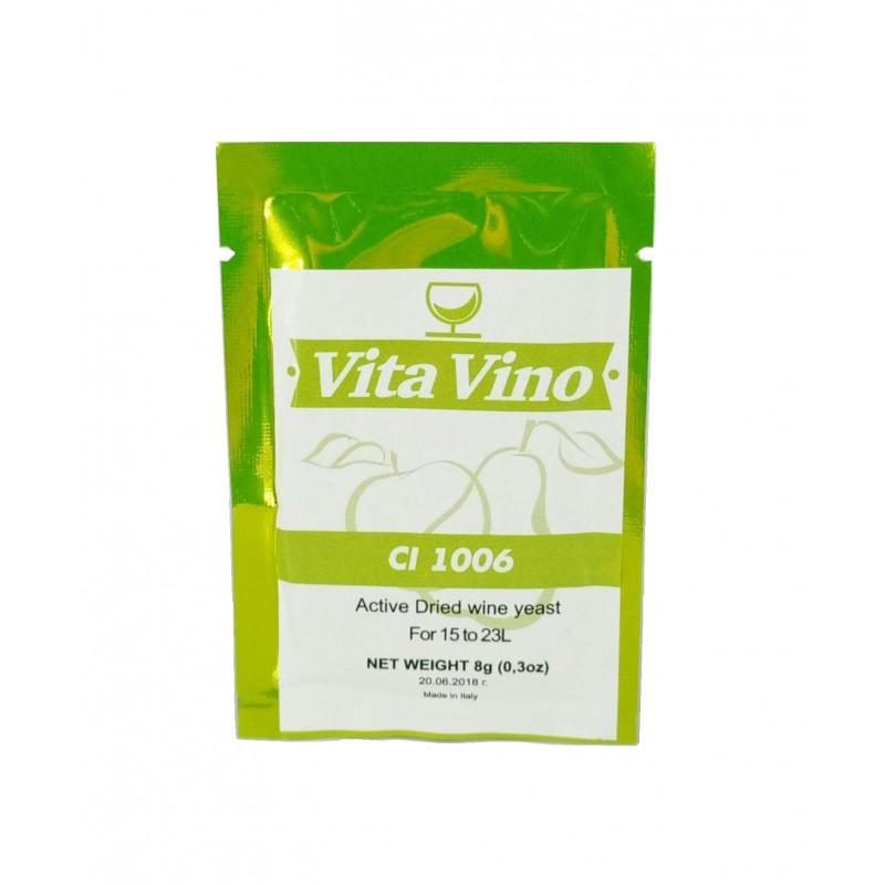Дрожжи винные Vita Vino CL-1006 (8 гр)
