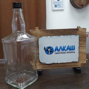 Бутылка ВИСКИ 1 литр