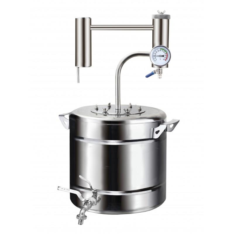 Купить самогонный аппарат Феникс Хозяин (дистиллятор): 12, 15, 20, 30 литров
