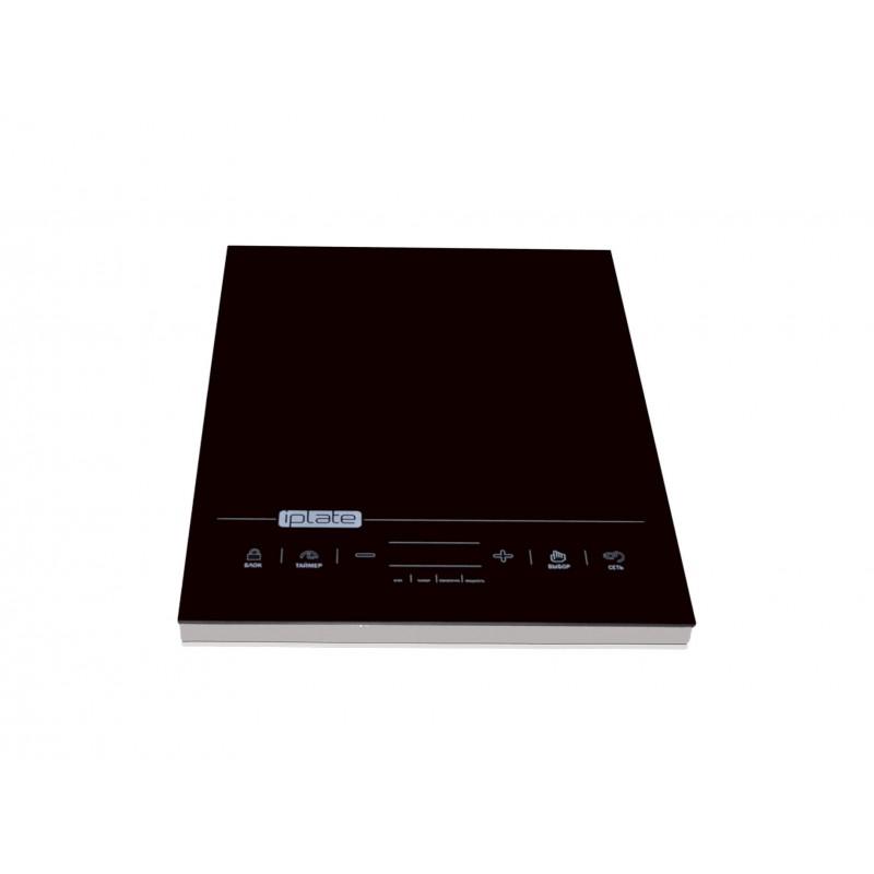 Плита индукционная Iplate YZ-T24 (2 кВт)(усиленная)(19 режимов работы)
