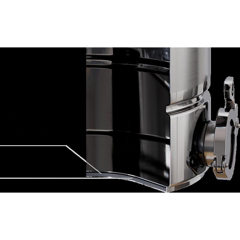 Самогонный аппарат LUXSTAHL 5 (2 дюйма)(8 трубок)