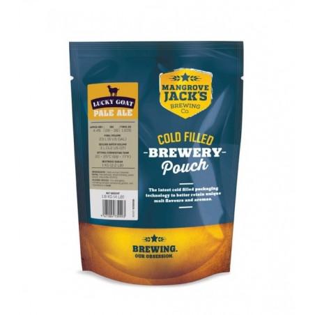 Солодовый экстракт Mangrove Jack's Pale Ale 1,8 кг