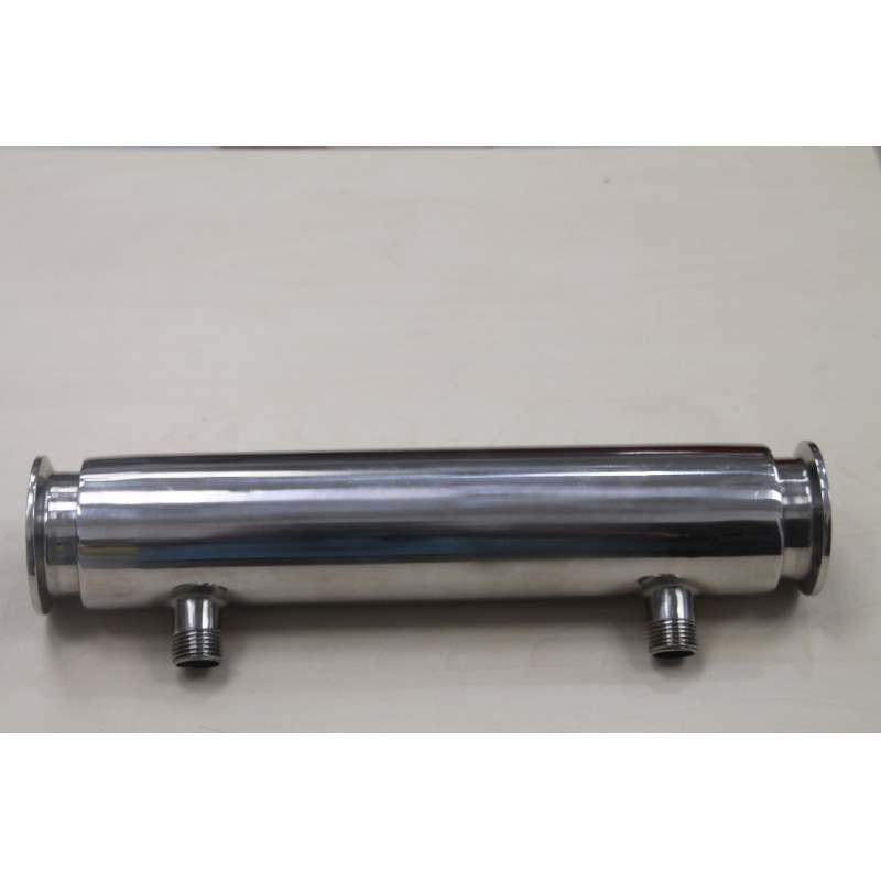 Дефлегматор АЛКАШ-Поволжье DELUXE (11 трубок) (2 дюйма)