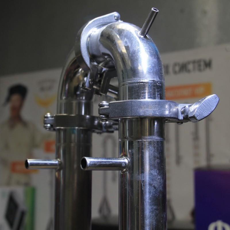 Купить самогонный аппарат Феникс Сириус (дистиллятор): 20, 25, 30, 40, 50 литров