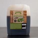 Сок виноградный белый концентрированный Фруктовая бочка 5 кг.