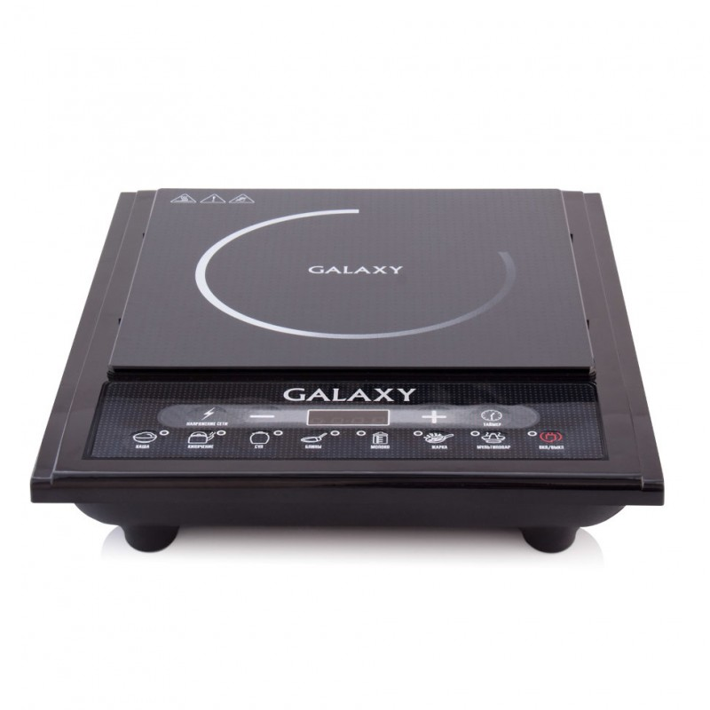 Настольная электрическая индукционная плита Galaxy 2 кВт