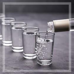 Бутылки для водки