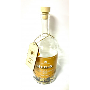 Набор настоек Дед Алтай в подарочной бутылке 1 литр