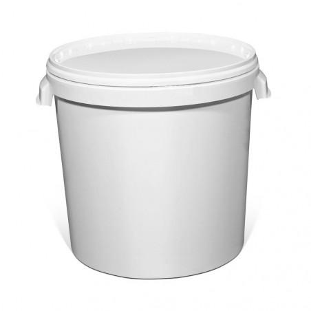 Пластиковая емкость для брожения на 33 литра с крышкой