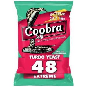 Турбо дрожжи Coobra 48 (Extreme)