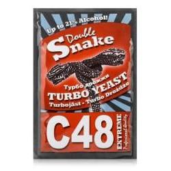 Турбо дрожжи Double Snake (Англия)