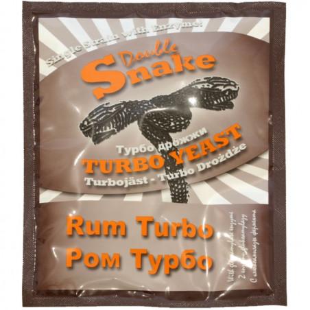 Дрожжи спиртовые DoubleSnake Rum (70 гр)