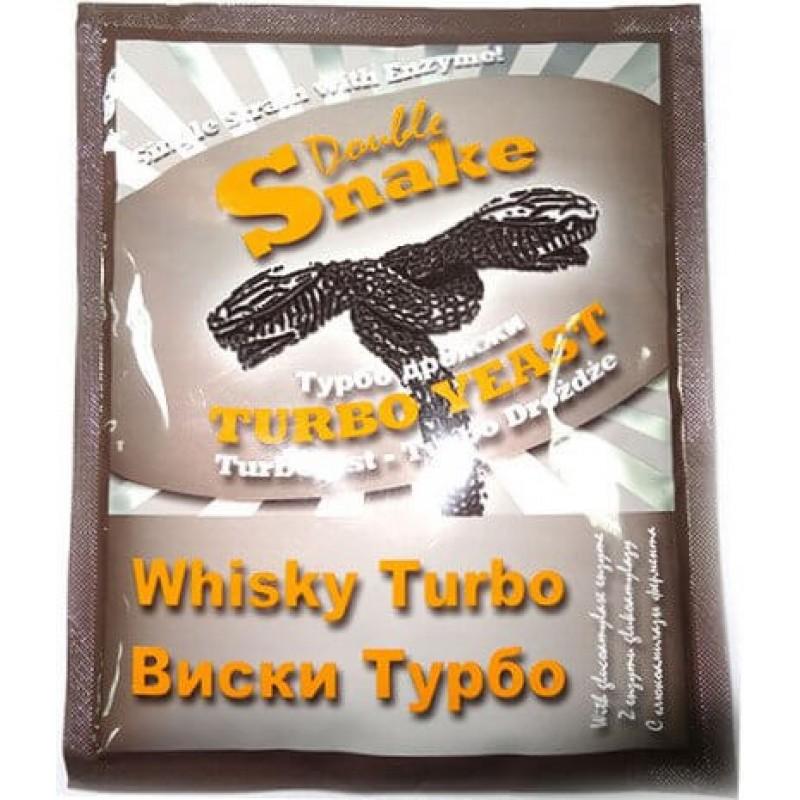 Турбо-дрожжи DoubleSnake Whisky