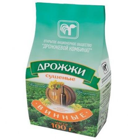 Дрожжи Винные (100 гр)