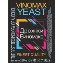 Дрожжи VINOMAX, BEST