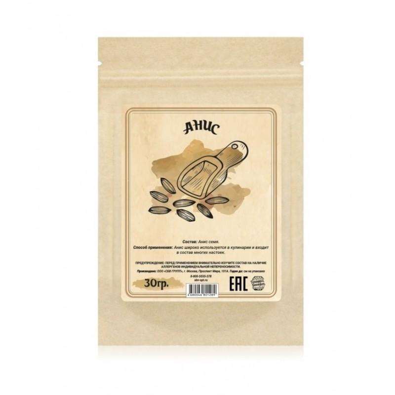 Настойка Домашняя винокурня «Анис», 30 гр
