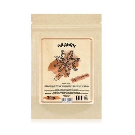Настойка Домашняя винокурня «Бадьян», 30 гр