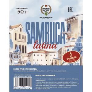 """Настойка """"Коллекция настоек"""" Sambuca latina"""