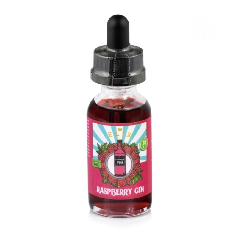 Эссенция Elix Raspberry Gin, 30 ml
