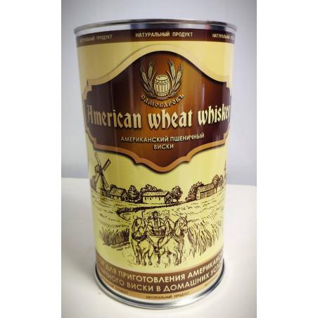 Американский пшеничный виски (Самоваровъ)