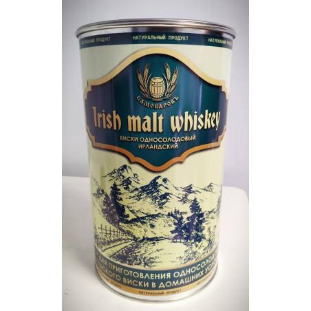Виски односолодовый ирландский (Самоваровъ)