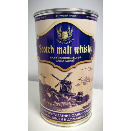 Виски односолодовый шотландский (Самоваровъ)