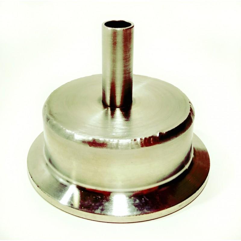 Крышка для сбраживания браги с перегоном кубе на 1,5 и 2 дюйма