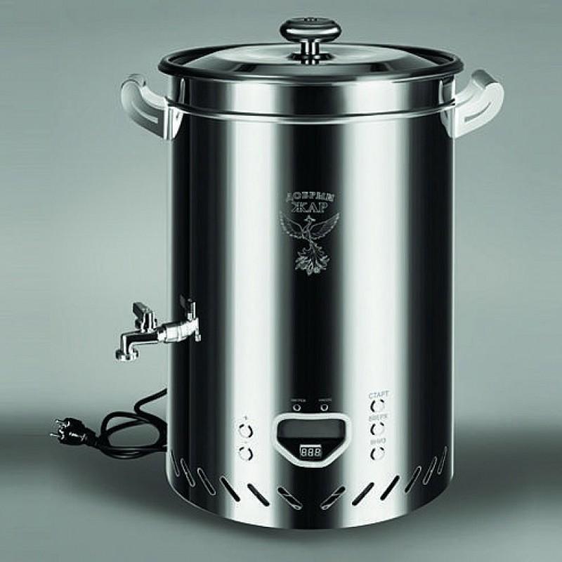"""Автоматическая пивоварня """"ПРАГА"""" с баком на 35 литров"""
