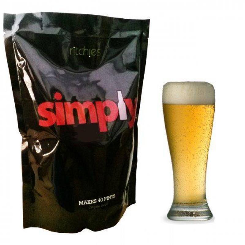 Солодовый экстракт Simply Lager