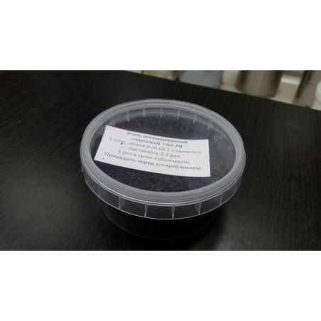 Уголь кокосовый активированный КАУ-А (150 гр) для самогона