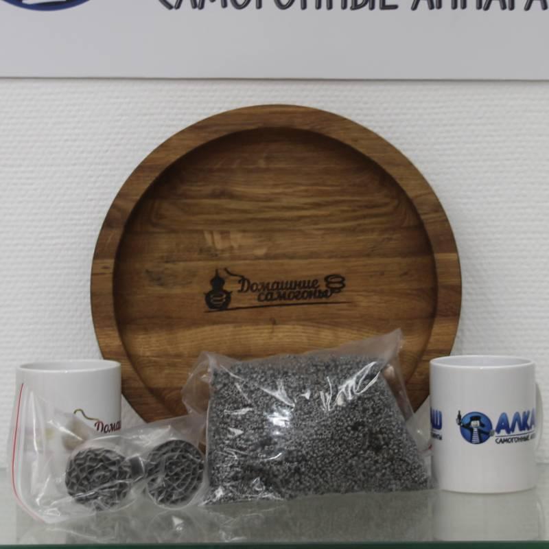 Набор СПН Селиваненко 3 на 3 мм с опорными элементами 1.5 дюйма для царги 500 мм из нержавейки